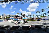 2017 IMSA WeatherTech SportsCar Championship<br /> BUBBA burger Sports Car Grand Prix at Long Beach<br /> Streets of Long Beach, CA USA<br /> Saturday 8 April 2017<br /> 93, Acura, Acura NSX, GTD, Andy Lally, Katherine Legge<br /> World Copyright: Richard Dole/LAT Images<br /> ref: Digital Image RD_LB17_302