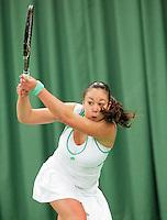 15-3-09, Rotterdam, Nationale Overdekte Jeugdkampioenschappen 12 en 18 jaar, Lesley Kerkhove