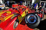 Feb 08, 2010; 4:38:01 PM; Barberville, FL., USA; The UNOH sponsored event running the 39th Annual DIRTCar Nationals at Volusia Speedway Park.  Mandatory Credit: (thesportswire.net)