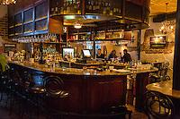 French Quarter, New Orleans, Louisiana.  Orleans Grape Vine Bistro.