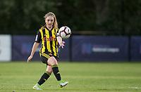 Alysha Stojko-Down of Watford Ladies during the 2018/19 Pre Season Friendly match between Watford Ladies and Stevenage Ladies FC at Gaywood Park, Hempstead Road, England on 16 August 2018. Photo by Andy Rowland.