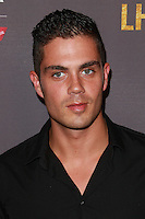 WEST HOLLYWOOD, CA, USA - OCTOBER 22: Max George arrives at the Delta Air Lines And Virgin Atlantic Celebratration Of New Direct Route Between LAX And Heathrow Airports held at The London Hotel on October 22, 2014 in West Hollywood, California, United States. (Photo by David Acosta/Celebrity Monitor)