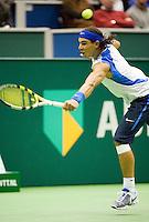 21-2-08, Netherlands, Rotterdam ABNAMROWTT 2008, Rafael Nadal
