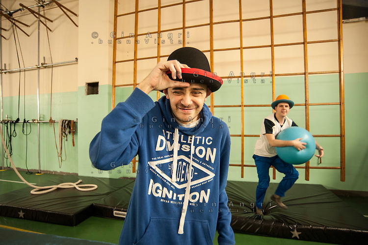 a Torino, il  Circus Ability è una scuola di circo speciale, per persone speciali, con differenti abilità. La dis-abilità per il circo è veramente una diversa abilità. I laboratori di circo comprendono la giocoleria, l'acrobatica, l'equilibrismo, l'acrobatica aerea, la clowneria e l'arte di strada. Alla base la spinta aggregativa e socializzante di tutte queste attività. Gerri con il cappello