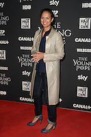 Isabelle GIORDANO - Presentation de la nouvelle serie de Canal+ ' THE YOUNG POPE ' realisee par Paolo Sorrentino le 17 octobre 2016 - Cinematheque Francaise - Paris - France