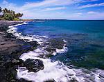 Kiholo Beach, Kailua-Kona, Big Island, Hawaii