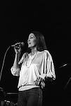 Rita Coolidge in concert 1978 West Berlin Germany.