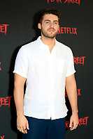 LOS ANGELES - JUN 28:  Cody Christian at Netflix's Fear Street Triology Premiere at the LA STATE HISTORIC PARK on June 28, 2021 in Los Angeles, CA