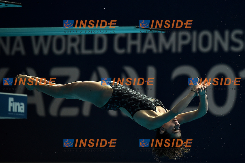 KEENEY Maddison AUS <br /> Day9 01/08/2015 Aquatics Center<br /> Diving - Tuffi / Women's Springboard 3m Final - Trampolino 3m Donne Finale <br /> XVI FINA World Championships Aquatics  <br /> Kazan Tatarstan RUS <br /> Photo Andrea Staccioli/Deepbluemedia/Insidefoto