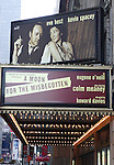 Eugene O'Neill's A Moon for the Misbegotten.( Theatre Marquee ). Kevin Spacey, Eve Best, Colm Meaney, Billy Carter and Eugene O'Hare all of whom appeared in the recent Old Vic production in London are reprising their roles on Broadway at the Brooks Atkinson Theatre in New York City..March 9, 2007.© Walter McBride /  .