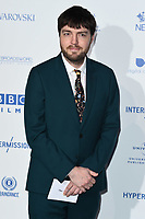 Tom Burke<br /> arriving for the British Independent Film Awards 2019 at Old Billingsgate, London.<br /> <br /> ©Ash Knotek  D3541 01/12/2019