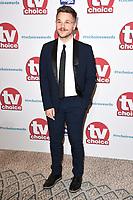 David Ames<br /> arriving for the TV Choice Awards 2017 at The Dorchester Hotel, London. <br /> <br /> <br /> ©Ash Knotek  D3303  04/09/2017