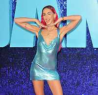 """Amber Donoso at the """"Everybody's Talking About Jamie"""" world film premiere, Royal Festival Hall, Belvedere Road, on Monday 13th September 2021 in Londomn, England, UK. <br /> CAP/CAN<br /> ©CAN/Capital Pictures"""