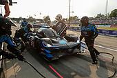 #10 Konica Minolta Acura ARX-05 Acura DPi, DPi: Pit Stop, Filipe Albuquerque, Ricky Taylor
