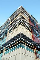 Professional Bullriders HQ building detail