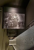 Holocaust Erinnerungsstätte Holokauszt Eblékközpont, Budapest, Ungarn