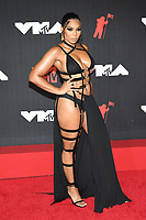 NEW YORK, NY- SEPTEMBER 12: Ashanti at the 2021 MTV Video Music Awards at Barclays Center on September 12, 2021 in Brooklyn,  New York City. <br /> CAP/MPI/JP<br /> ©JP/MPI/Capital Pictures