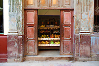 L'Avana, negozio di frutta in casa