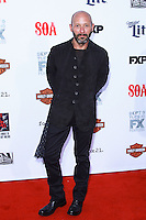 HOLLYWOOD, LOS ANGELES, CA, USA - SEPTEMBER 06: Michael Ornstein arrives at the Los Angeles Premiere Of FX's 'Sons Of Anarchy' Season 7 held at the TCL Chinese Theatre on September 6, 2014 in Hollywood, Los Angeles, California, United States. (Photo by David Acosta/Celebrity Monitor)