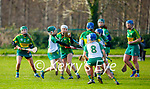 Action from Kerry v Meath in the Camogie Intermediate Championship
