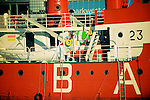 Liverpool: Canning Dock Cross Process