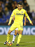 Villarreal CF's Nicola Sansone during La Liga match. December 3,2016. (ALTERPHOTOS/Acero)