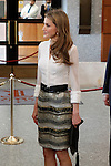 Princess Letizia of Spain attends the opening concert of the year Spain-Japan.June 10,2013. (ALTERPHOTOS/Acero)