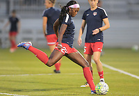 Boyds, MD - Wednesday Sept. 07, 2016: Cheyna Williams during a regular season National Women's Soccer League (NWSL) match between the Washington Spirit and the Seattle Reign FC at Maureen Hendricks Field, Maryland SoccerPlex.