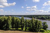 Nemunas (Memel) bei Birstonas, Litauen, Europa