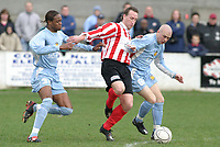 Grays Athletic vs Hornchurch - Ryman League Premier Division - 03/04/04 - MANDATORY CREDIT: Gavin Ellis/TGSPHOTO