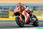 LCR Honda IDEMITSU's rider Takaaki Nakagami of Japan rides during the MotoGP Official Test at Chang International Circuit on 17 February 2018, in Buriram, Thailand. Photo by Kaikungwon Duanjumroon / Power Sport Images