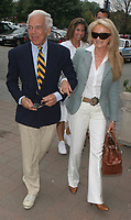 RALPH LAUREN AND WIFE RICKY 2006<br /> Photo By John Barrett-PHOTOlink.net