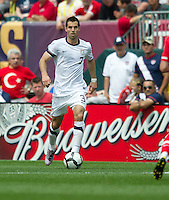 The USA defeated Turkey 2-1, during an international friendly tune up match for the 2010 World Cup, at Lincoln Financial Field, in Philadelphia, PA, Saturday, May 29, 2010.