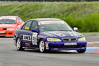 2001 British Touring Car Championship #51 Jim Edwards. Honda Accord. Total Control Racing.