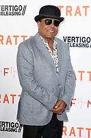 "Tito Jackson<br /> at the ""Stratton"" premiere, Vue West End, Leicester Square London. <br /> <br /> <br /> ©Ash Knotek  D3300  29/08/2017"