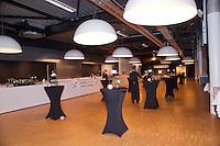 13-sept.-2013,Netherlands, Groningen,  Martini Plaza, Tennis, DavisCup Netherlands-Austria, First Rubber,   Vip lounge<br /> Photo: Henk Koster