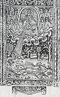 Creation Of Man, 1535, Manuscripts