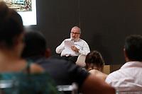 """2017.11.09 - PA - Belém - Brasil: Encontro de Cidades Criativas de Gastronomia - Workshop """" O que a biodiversidade oferece para a gastronomia e o que a gastronomia pode fazer para a biodiversidade. Fernando Jares."""