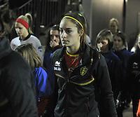 Belgium - Austria : Tessa Wullaert.foto DAVID CATRY / Vrouwenteam.be