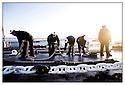 Porte hélicoptères Jeanne d'Arc<br /> Départ de Brest