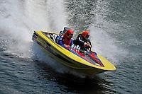 """Ken Warby """"Chaparral"""" (racing flatbottom ski boat)"""