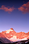 Mt. Athabasca (Elevation 11,452 feet), Jasper National Park, Alberta, Canada