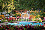 Prescott Park gardens, Portsmouth, Seacoast Region, NH