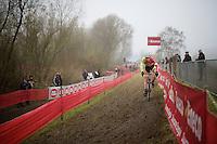 Laurens Sweeck (BEL/Corendon-Kwadro)<br /> <br /> Flandriencross Hamme 2014
