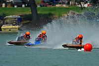 3-H (Middle Boat)   (Outboard Hydroplane)