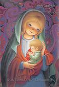 Vicki, HOLY FAMILIES, paintings, BRTOCH08740,#XR# Weihnachten, Navidad, illustrations, pinturas