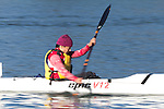La Conner, Swinomish Channel, open water race, Sound Rowers Open Water Rowing and Paddling Club, Washington State, Pacific Northwest,  USA, Debbie Arthur, high performance kayaks,