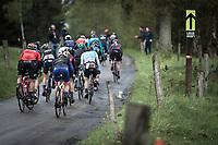 up the Côte de Brume. <br /> <br /> 3th Liège-Bastogne-Liège-Femmes 2019 (1.WWT)<br /> 1 Day Race: Bastogne – Liège 138,5km<br /> <br /> ©kramon