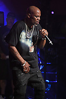 **FILE PHOTO** DMX In Grave Condition After Alleged Overdose.<br /> <br /> FORT LAUDERDALE FL - APRIL 10: DMX performs at Revolution Live on April 10, 2019 in Fort Lauderdale, Florida, USA.<br /> CAP/MPI04<br /> ©MPI04/Capital Pictures