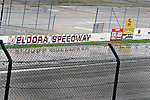 Sep 8, 2011; 3:11:06 PM; Rossburg, OH., USA; The 41st annual running of the World 100 Dirt Late Models racing for the Globe trophy at the Eldora Speedway.  Mandatory Credit: (thesportswire.net)
